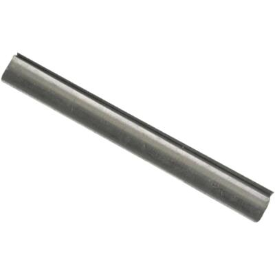 NorWesco 4 In. Galvanized Gutter Ferrule