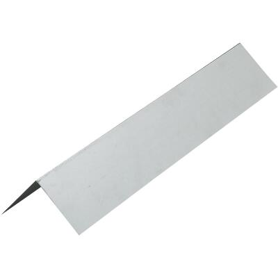 NorWesco A 3 In. X 3 In. Galvanized Steel Roof & Drip Edge Flashing