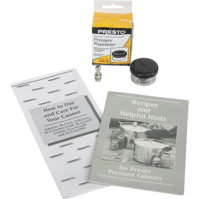 Presto Pressure Regulator Kit