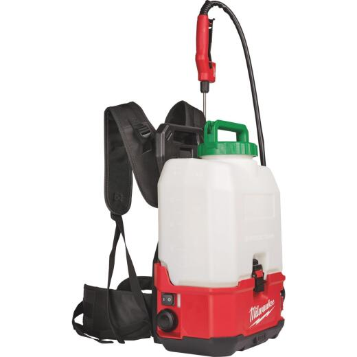 Milwaukee M18 SWITCH TANK 4 Gal. Cordless Backpack Sprayer (Tool Only)